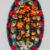 Красно-персиковый