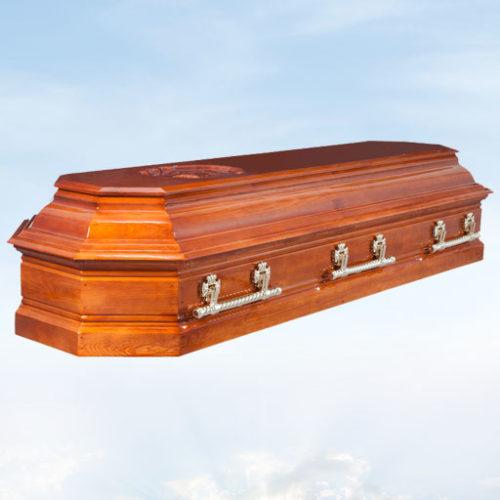 Восьмигранные гробы